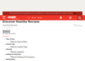 recipes.aarp.org