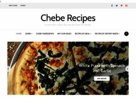 recipes.chebe.com