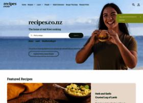 recipes.co.nz