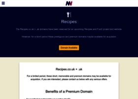 recipes.co.uk