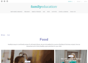 recipes.familyeducation.com