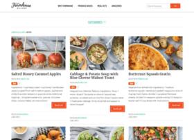 recipes.farmhousedelivery.com