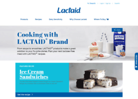 recipes.lactaid.com