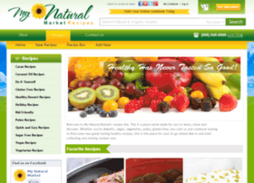 recipes.mynaturalmarket.com