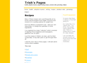 recipes.trishs.net