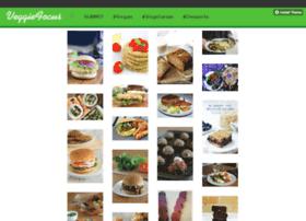 recipes.veggiefocus.com