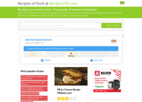 recipes100.com
