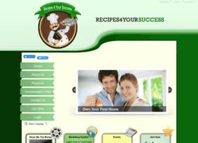 recipes4yoursuccess.com