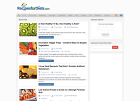recipesfordiet.com