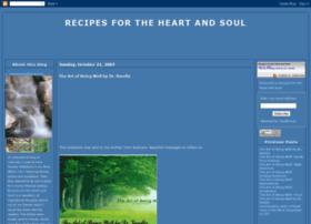 recipesforthesoulandmind.blogspot.com