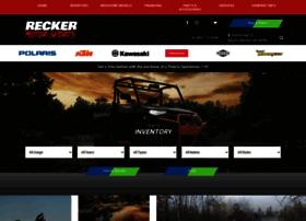 reckermotorsports.net