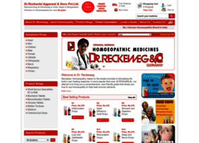 reckeweg-india.com