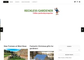 recklessgardener.com