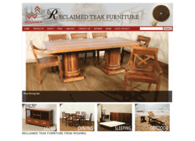 reclaimed-teak.com