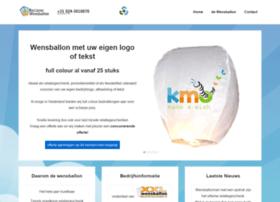 reclamewensballon.nl
