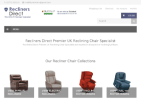 reclinersdirect.co.uk