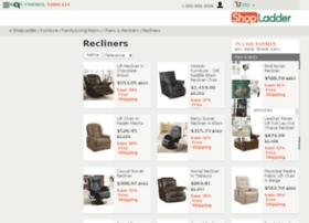 reclinershowroom.com