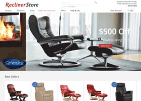 reclinerstore.com