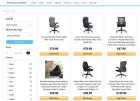recliningchairsworld.co.uk