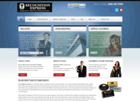 recognitionexpress.com