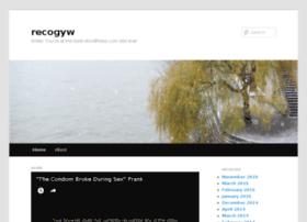 recogyw.wordpress.com