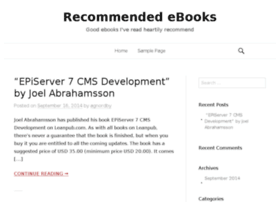 recommended-ebooks.com