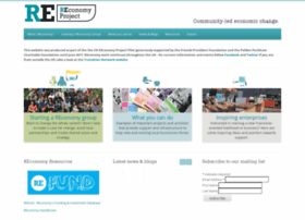 reconomyproject.org