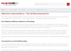 recordcalls.to