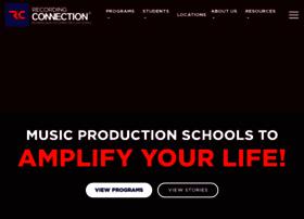 recordingconnection.com