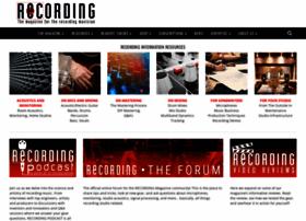 recordingmag.com