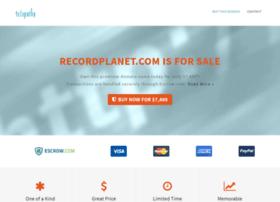 recordplanet.com