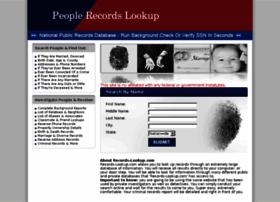 records-lookup.com