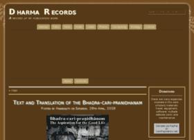 records.photodharma.net