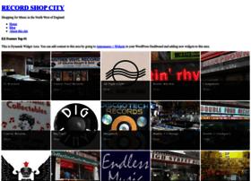 recordshopcity.co.uk