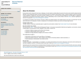 recordsretention.ucop.edu