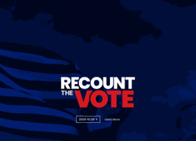 recountthevote.com