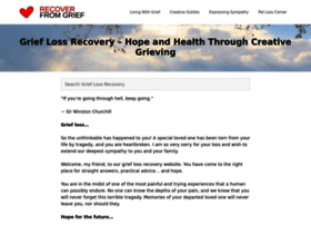 recover-from-grief.com