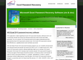 recover2010.excelpasswordrecoverysoftware.org