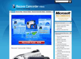 recovercamcorder.com