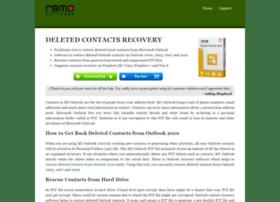 recoverdeletedcontacts.com