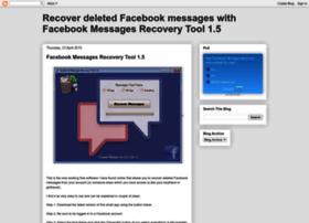 recoverdeletedfacebookmessages.blogspot.com
