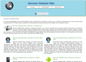 recoverdeletedfiles.info