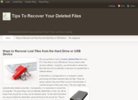 recoverdeletedfilestips.blog.com