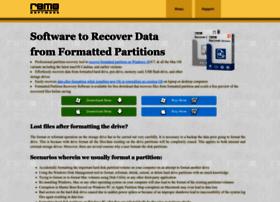 recoverformattedpartition.com