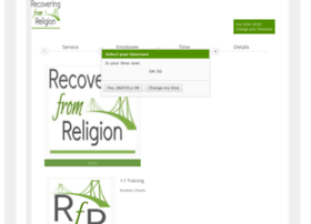 recoveringfromreligion.simplybook.me