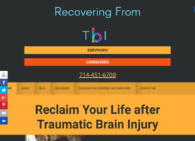 recoveringfromtbi.com