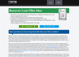 recoverlostfilesmac.com