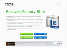 recovermemorystick.com