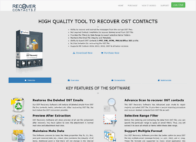 recoverostcontacts.org