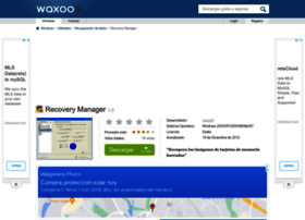 recovery-manager.waxoo.com